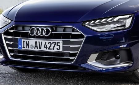 2020 Audi A4 Avant (Color: Navarra Blue) Detail Wallpapers 450x275 (37)