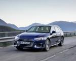 2020 Audi A4 Avant (Color: Navarra Blue) Front Three-Quarter Wallpapers 150x120 (26)