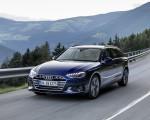 2020 Audi A4 Avant (Color: Navarra Blue) Front Three-Quarter Wallpapers 150x120 (28)