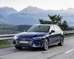2020 Audi A4 Avant (Color: Navarra Blue) Front Three-Quarter Wallpapers 150x120 (29)