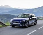 2020 Audi A4 Avant (Color: Navarra Blue) Front Three-Quarter Wallpapers 150x120 (31)