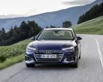 2020 Audi A4 Avant (Color: Navarra Blue) Front Wallpapers 150x120 (32)