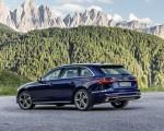 2020 Audi A4 Avant (Color: Navarra Blue) Rear Three-Quarter Wallpapers 150x120 (42)