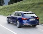 2020 Audi A4 Avant (Color: Navarra Blue) Rear Three-Quarter Wallpapers 150x120 (33)