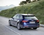 2020 Audi A4 Avant (Color: Navarra Blue) Rear Three-Quarter Wallpapers 150x120 (34)