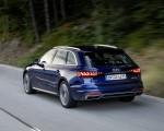 2020 Audi A4 Avant (Color: Navarra Blue) Rear Three-Quarter Wallpapers 150x120 (35)