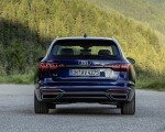 2020 Audi A4 Avant (Color: Navarra Blue) Rear Wallpapers 150x120