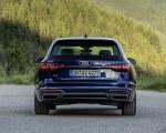 2020 Audi A4 Avant (Color: Navarra Blue) Rear Wallpapers 150x120 (43)