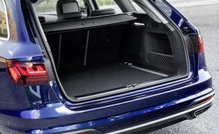 2020 Audi A4 Avant (Color: Navarra Blue) Trunk Wallpapers 450x275 (45)