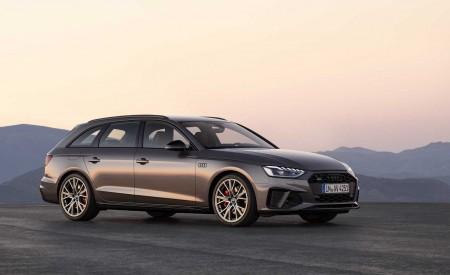 2020 Audi A4 Avant (Color: Terra Gray) Front Three-Quarter Wallpapers 450x275 (51)