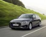 2020 Audi A4 Avant (Color: Terra Gray) Front Three-Quarter Wallpapers 150x120 (2)