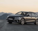 2020 Audi A4 Avant (Color: Terra Gray) Front Three-Quarter Wallpapers 150x120 (3)