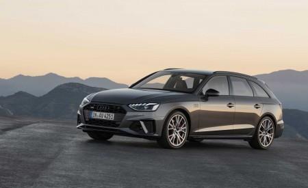2020 Audi A4 Avant (Color: Terra Gray) Front Three-Quarter Wallpapers 450x275 (52)