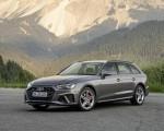 2020 Audi A4 Avant (Color: Terra Gray) Front Three-Quarter Wallpapers 150x120 (9)