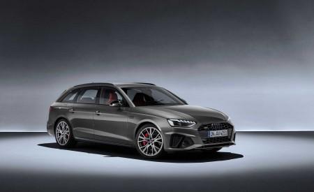 2020 Audi A4 Avant (Color: Terra Gray) Front Three-Quarter Wallpapers 450x275 (56)