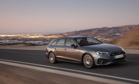 2020 Audi A4 Avant Wallpapers