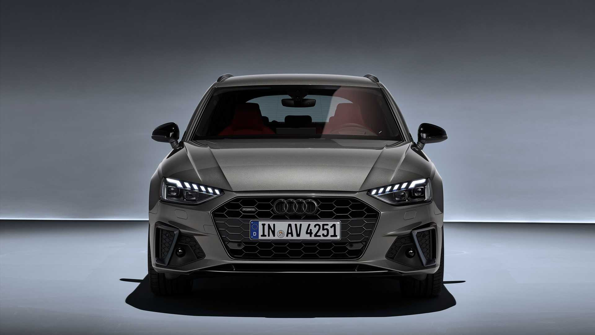 2020 Audi A4 Avant (Color: Terra Gray) Front Wallpapers (8)