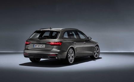 2020 Audi A4 Avant (Color: Terra Gray) Rear Three-Quarter Wallpapers 450x275 (58)