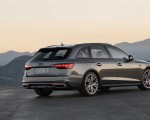 2020 Audi A4 Avant (Color: Terra Gray) Rear Three-Quarter Wallpapers 150x120 (4)