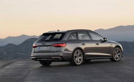 2020 Audi A4 Avant (Color: Terra Gray) Rear Three-Quarter Wallpapers 450x275 (53)