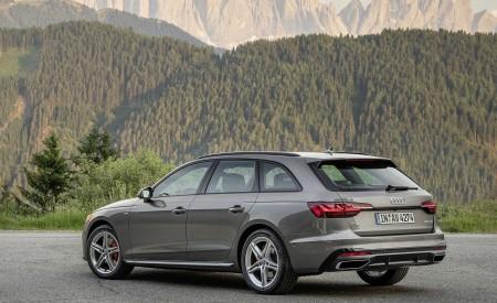 2020 Audi A4 Avant (Color: Terra Gray) Rear Three-Quarter Wallpapers 450x275 (13)