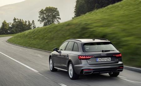 2020 Audi A4 Avant (Color: Terra Gray) Rear Three-Quarter Wallpapers 450x275 (5)