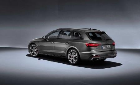 2020 Audi A4 Avant (Color: Terra Gray) Rear Three-Quarter Wallpapers 450x275 (59)