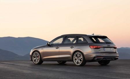 2020 Audi A4 Avant (Color: Terra Gray) Rear Three-Quarter Wallpapers 450x275 (54)