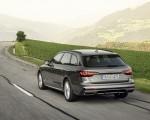 2020 Audi A4 Avant (Color: Terra Gray) Rear Three-Quarter Wallpapers 150x120 (6)