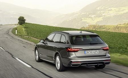 2020 Audi A4 Avant (Color: Terra Gray) Rear Three-Quarter Wallpapers 450x275 (6)