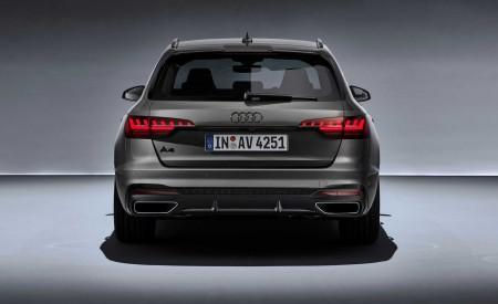 2020 Audi A4 Avant (Color: Terra Gray) Rear Wallpapers 450x275 (60)