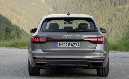 2020 Audi A4 Avant (Color: Terra Gray) Rear Wallpapers 450x275 (15)