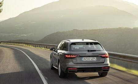 2020 Audi A4 Avant (Color: Terra Gray) Rear Wallpapers 450x275 (7)