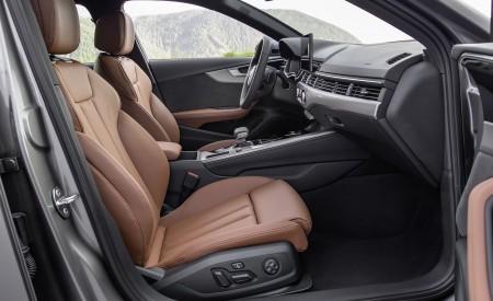 2020 Audi A4 Avant Interior Front Seats Wallpapers 450x275 (18)
