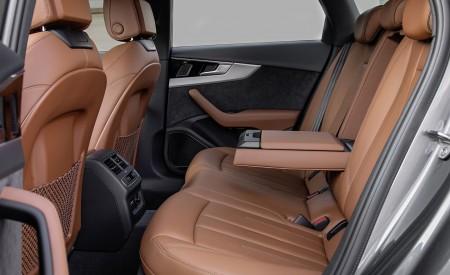 2020 Audi A4 Avant Interior Rear Seats Wallpapers 450x275 (17)