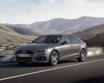 2020 Audi A4 (Color: Terra Gray) Front Three-Quarter Wallpapers 150x120 (27)