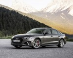 2020 Audi A4 (Color: Terra Gray) Front Three-Quarter Wallpapers 150x120 (9)