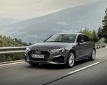 2020 Audi A4 (Color: Terra Gray) Front Three-Quarter Wallpapers 150x120 (2)