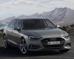2020 Audi A4 (Color: Terra Gray) Front Three-Quarter Wallpapers 150x120 (29)