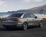 2020 Audi A4 (Color: Terra Gray) Rear Three-Quarter Wallpapers 150x120 (31)