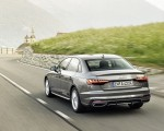 2020 Audi A4 (Color: Terra Gray) Rear Three-Quarter Wallpapers 150x120 (6)