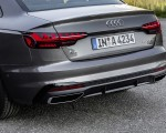 2020 Audi A4 (Color: Terra Gray) Rear Wallpapers 150x120 (18)