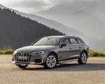 2020 Audi A4 allroad (Color: Quantum Gray) Front Three-Quarter Wallpapers 150x120 (12)
