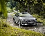 2020 Audi A4 allroad (Color: Quantum Gray) Front Three-Quarter Wallpapers 150x120 (10)