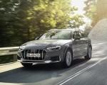 2020 Audi A4 allroad (Color: Quantum Gray) Front Three-Quarter Wallpapers 150x120 (2)