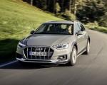 2020 Audi A4 allroad (Color: Quantum Gray) Front Wallpapers 150x120 (3)