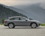 2020 Audi A4 allroad (Color: Quantum Gray) Side Wallpapers 150x120 (19)