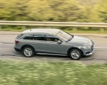 2020 Audi A4 allroad (Color: Quantum Gray) Side Wallpapers 150x120 (9)