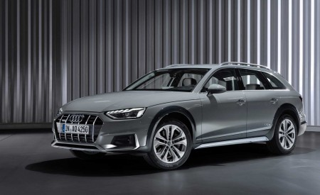 2020 Audi A4 Allroad Wallpapers