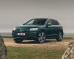 2020 Audi Q5 55 TFSI e Plug-In Hybrid Front Three-Quarter Wallpapers 150x120